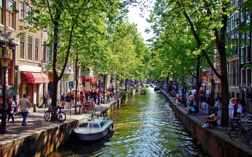 Amsterdam is once again home for the WBWE event