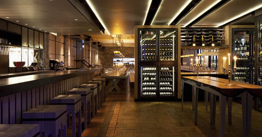 Beast is one of a number of new restaurants that have opened up in London that have such a strong Californian wine list