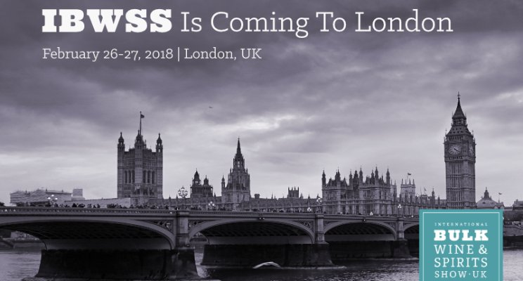 February 2018 will see the world of bulk wine descend on London