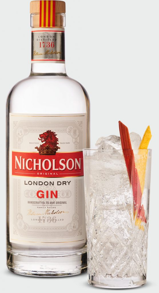 A classic revived for a new generation: the Nicholson Gin Original