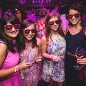 Rose wine has also benefited from the fashion to wear pink this summer