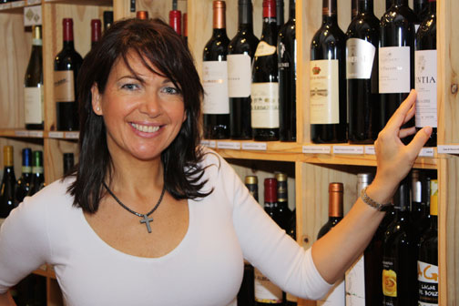 Ruth Yates is one of the UK's most successful independent wine merchants