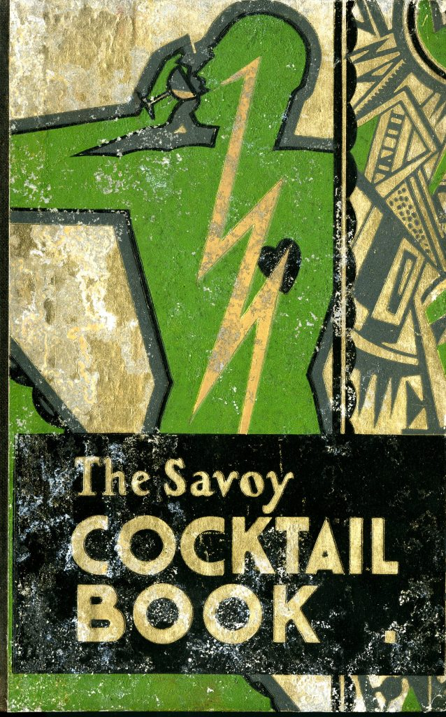 Nicholson gin was one of the chosen gins for the original Savoy Cocktail Book