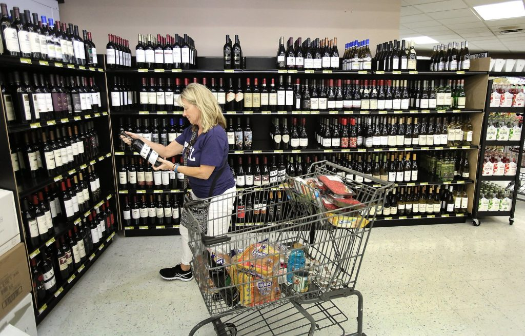 The LWC hopes to give shoppers the confidence to be able to buy wines they know they will enjoy at the point of sale
