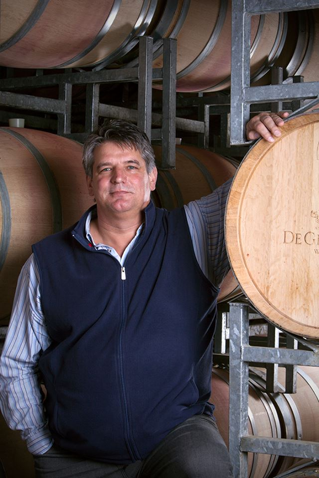 Charles Hopkins at De Grendel winery has been a big influence on Bester
