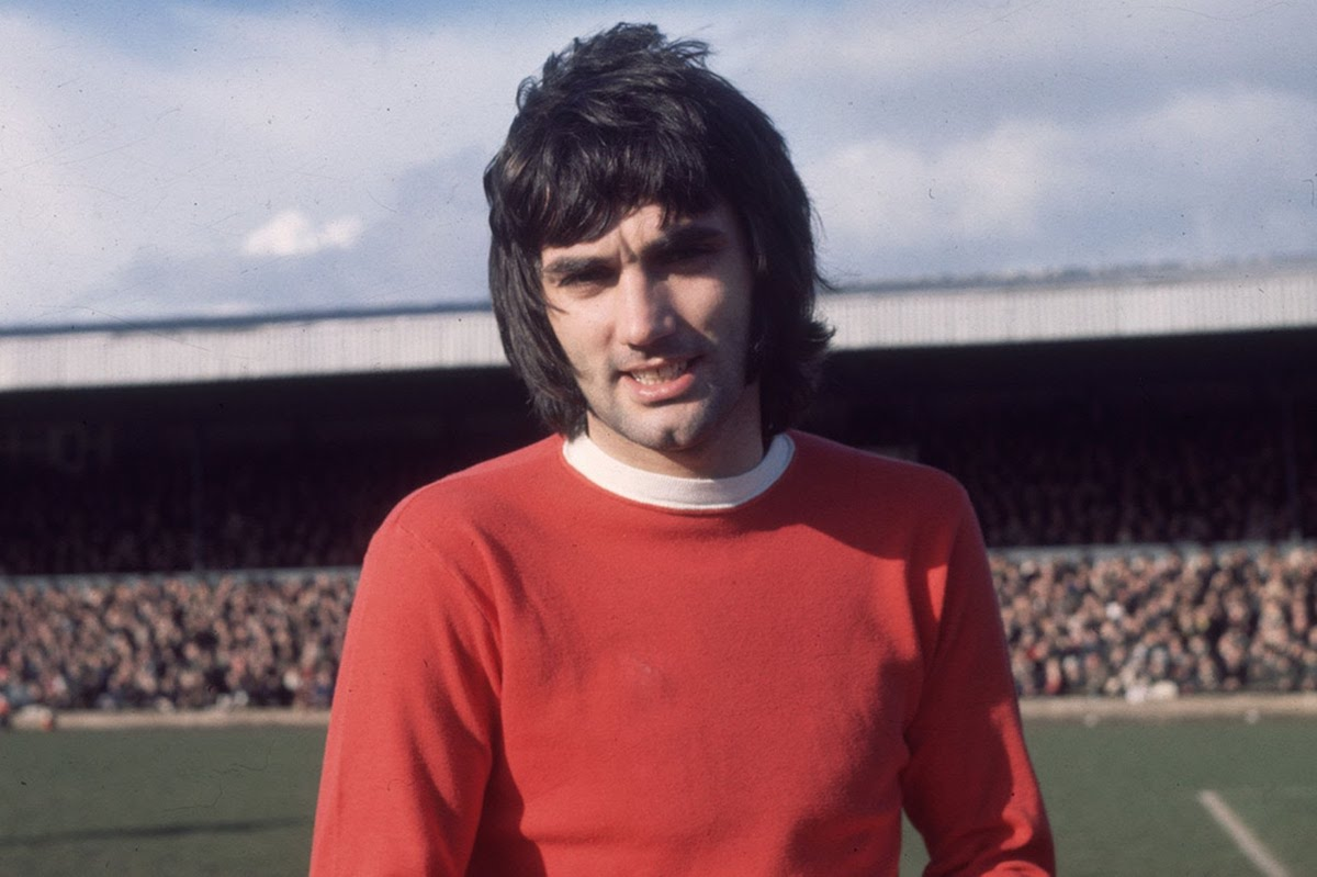 On the face of it George Best had it all...but being number one was not good in the long term