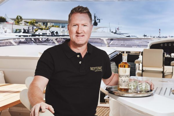 Neptune rum founder richard davies