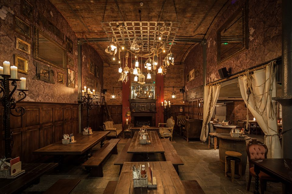 Living Ventures Smugglers Cove bar in Liverpool is regarded as being one of the best rum bars in the country