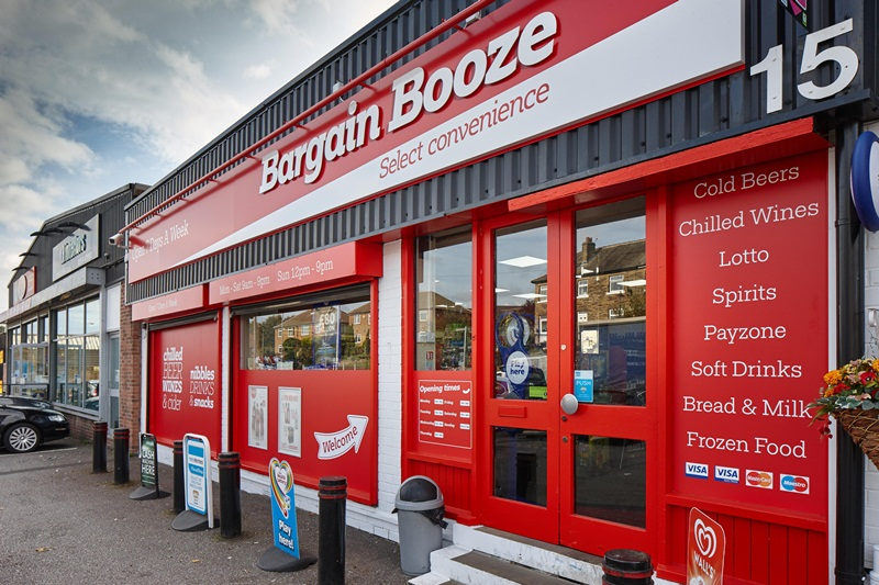 Keith Webb was involved in government talks to tackle duty fraud whilst at Bargain Booze