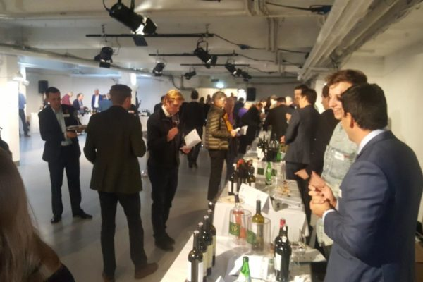 The Vinyl store was the setting for this year's New Douro tasting