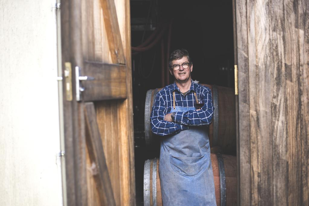 It's all about the stars: biodynamic winemaking with James Millton