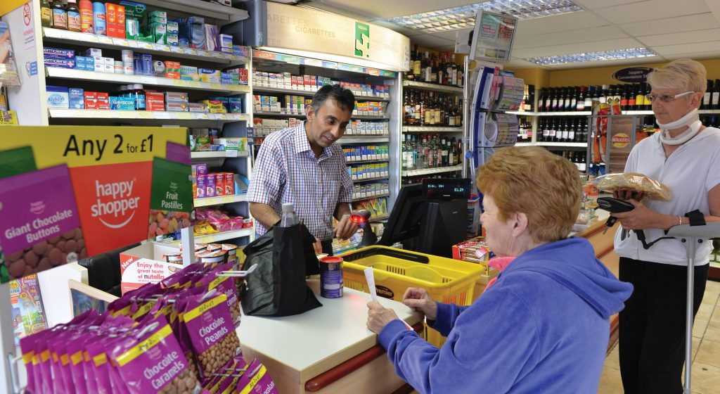 Local stores are the heart beat for the community