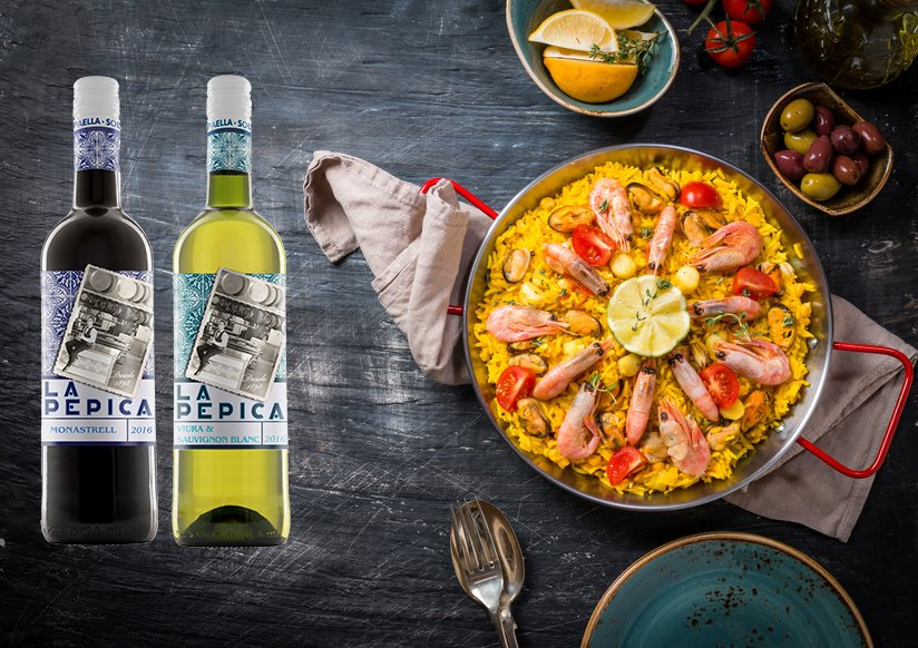 The Pepica paella gifting offer was one a number of a new gifting ideas