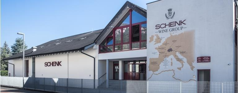 The Schenk Group provides the coporate support and access to wines from across Europe