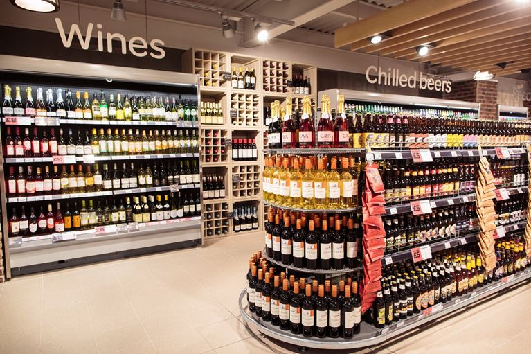 The drinks offer in chains such as Spar are already winning awards without the touch of the supermarkets