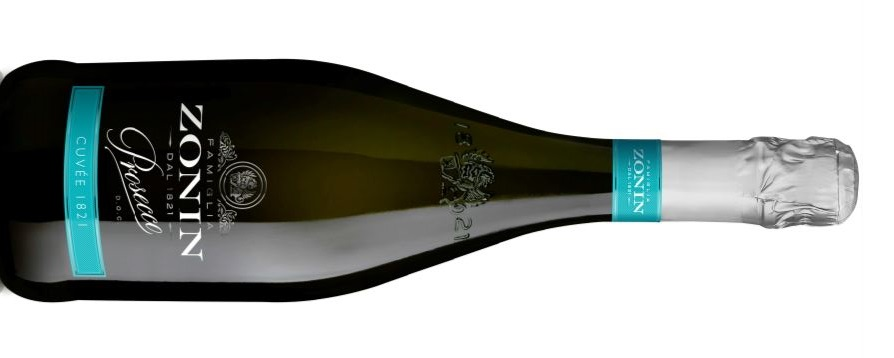 Zonin made its name from Prosecco