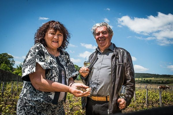 There are winemakers and then there are what you might call soil makers like consultants Claude and Lydia Bourguignon