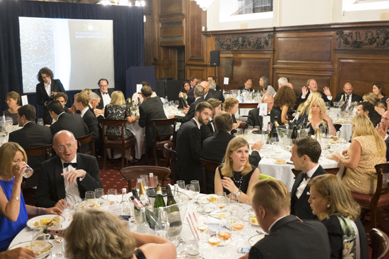 Last year's awards dinner attracted some of the biggest names in sparkling wine and Champagne