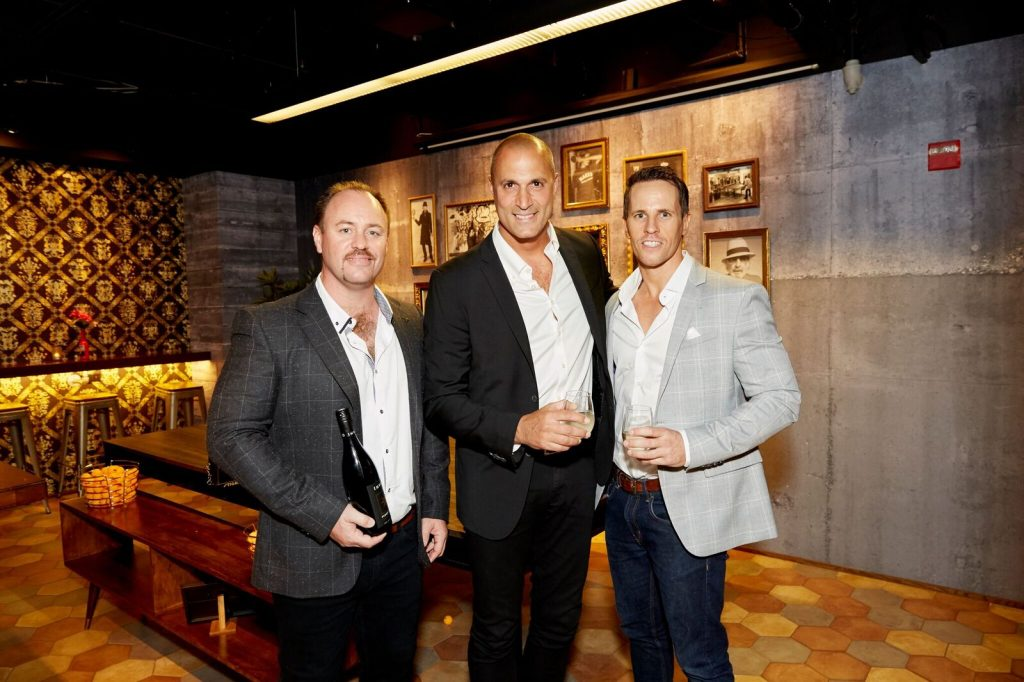 Making it in the US with TV star and male model Nigel Barker
