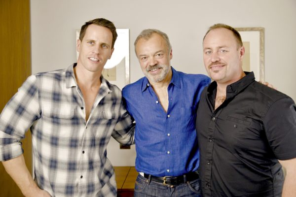 Invivo founders, Tim Lightbourne and Rob Cameron have formed a winning partnership with Graham Norton and his GN wine range