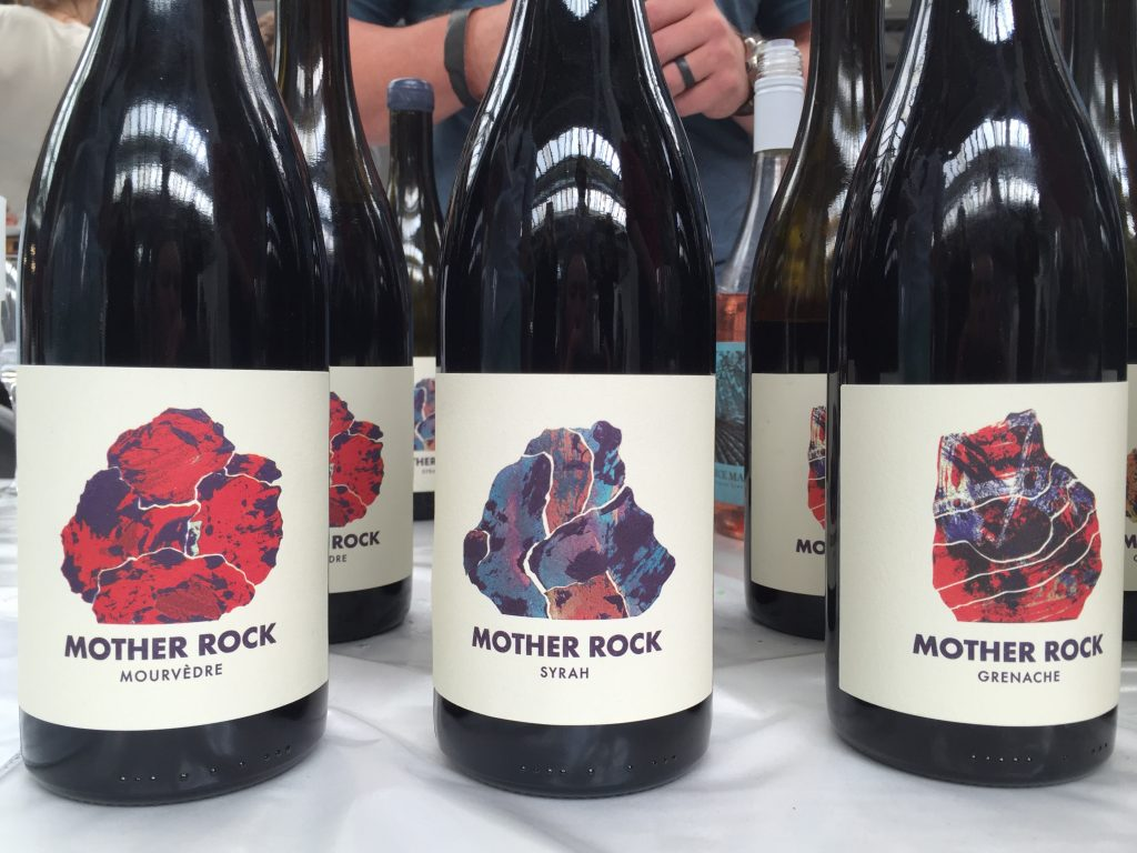Ben Henshaw is now making some of the wine Indigo imports like this collaboration, Mother Rock, with Swartland winemaker Johan Meyer