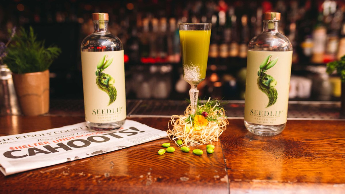 Seedlip – fashionable non-alcoholic spirit – but is it any good?