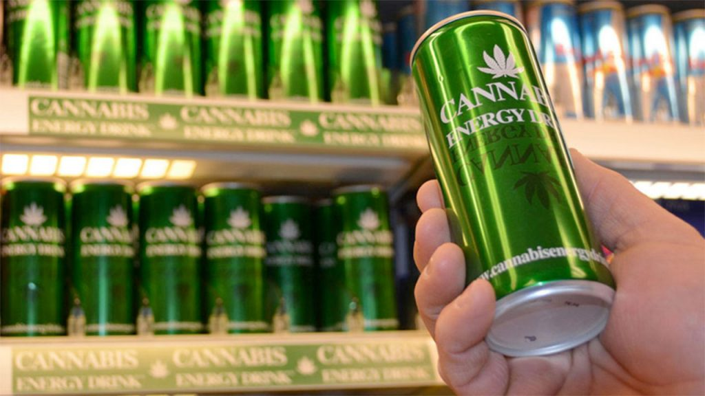 Cannabis-based drinks have the potential to open up the soft drinks, juices, and non-alcoholic categories like never before