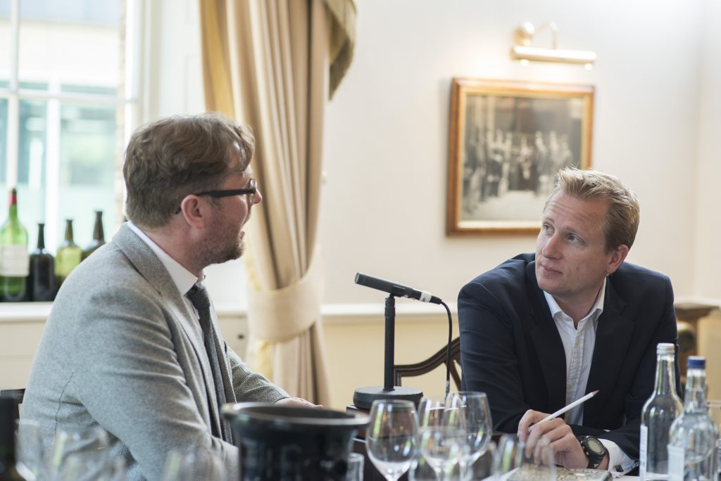 A recent new initiative has been a series of podcasts, A Book and a Bottle, where broadcaster Damian Barr will discuss novels with authors whilst the Corney & Barrow team pick out a suitable wine to sip whilst reading it
