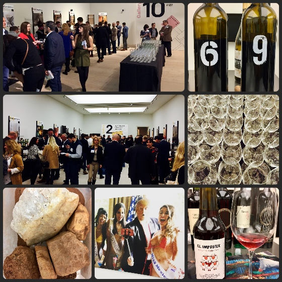 Highlights from last year's Enotria&Coe tasting