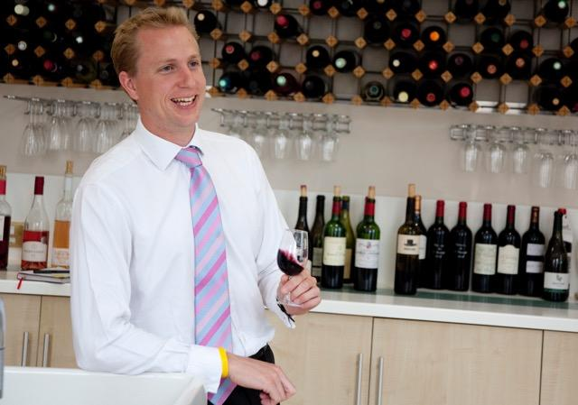 James Franklin says a lot of the role of a wine supplier should be about helping its customers save time and manage their costs