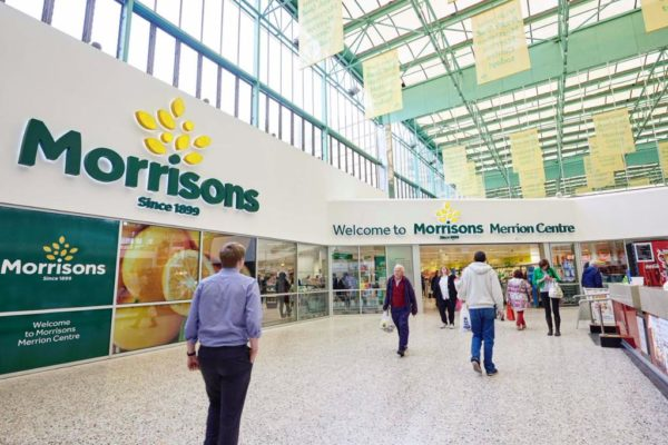 Move with the times...Morrisons new look stores