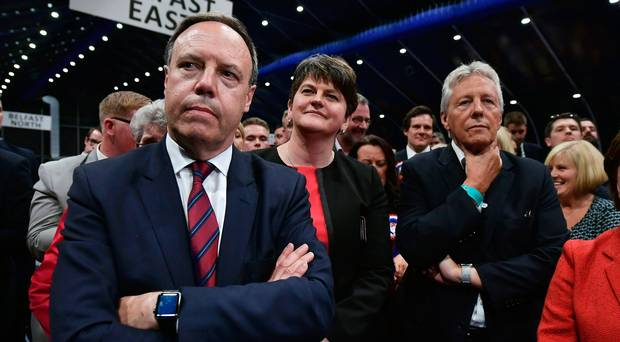 Last year's General Election has given Northern Ireland's DUP huge power in how the government is behaving