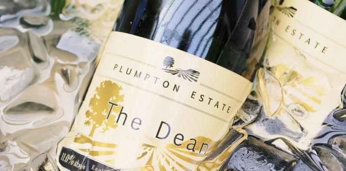 Top of class - one of Plumpton's award winning wines, the Dean Brut sparkling. Plumpton Estate Cloudy Ridge Rosé 2014
