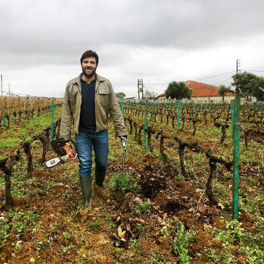 "Faouzi Issa says the response to his Cinsault wines by buyers has been ""amazing"""