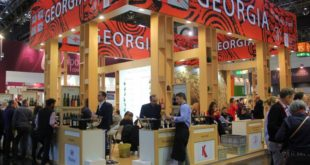 Buyers who made it to Hall 15 at ProWein were rewarded with some intriguing wines in the Georgian pavilion