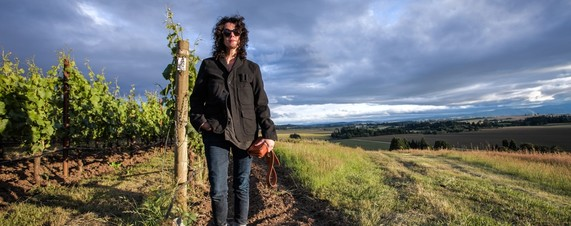 Maggie Harrison was blown away by the landscape and opportunities to make wine at Antica Terra