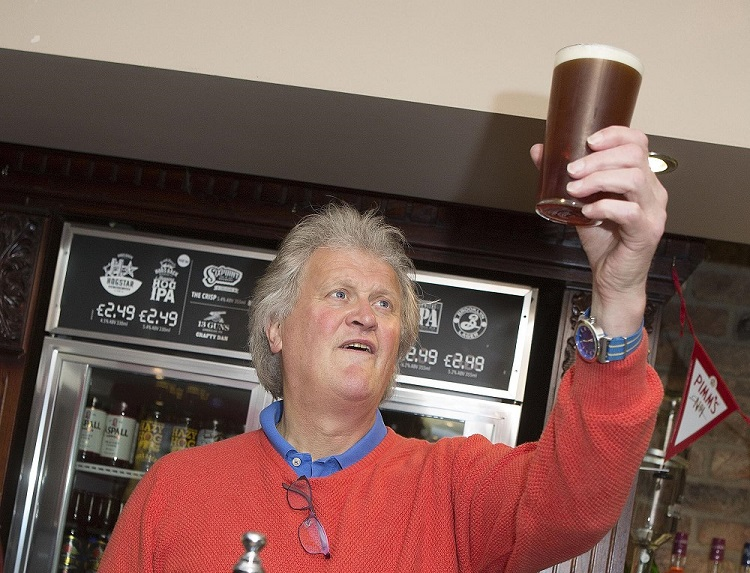 JD Wetherspoon is very much Tim Martin, so who on earth can replace him?