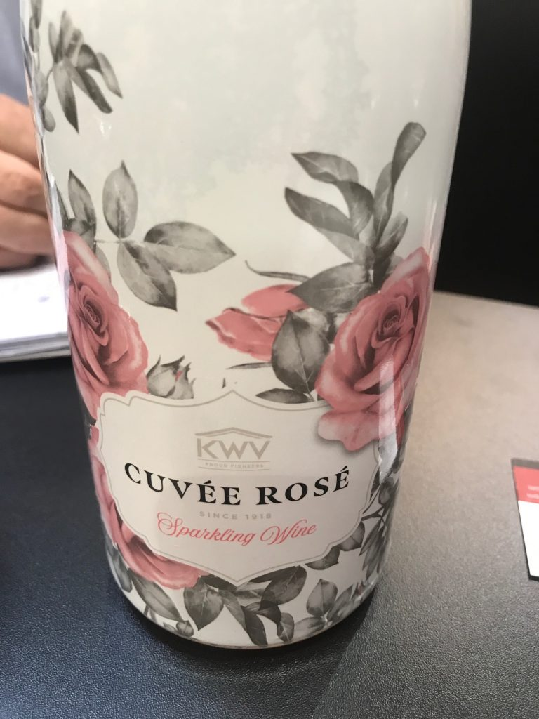 Innovation KWV-style at Prowein 2018
