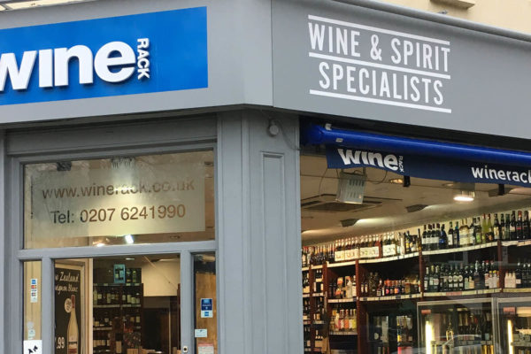 Wine Rack is Conviviality's specialist wine retailer arm