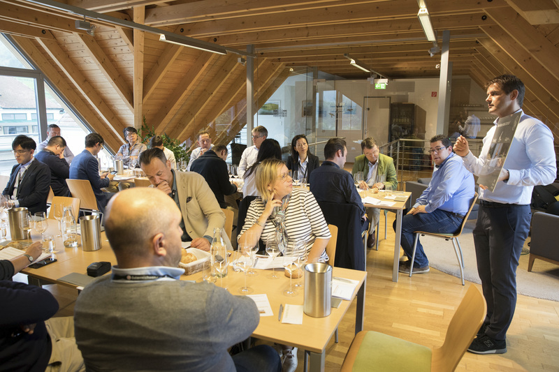 Wine buyers from all over the world travelled to Austria last year to take part in Vinexpo's first Explorer event