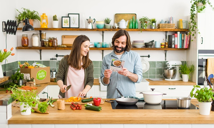 The success of new subscription food recipe home delivery meal kits like Hello Fresh are becoming a serious worry to supermarkets and how people shop