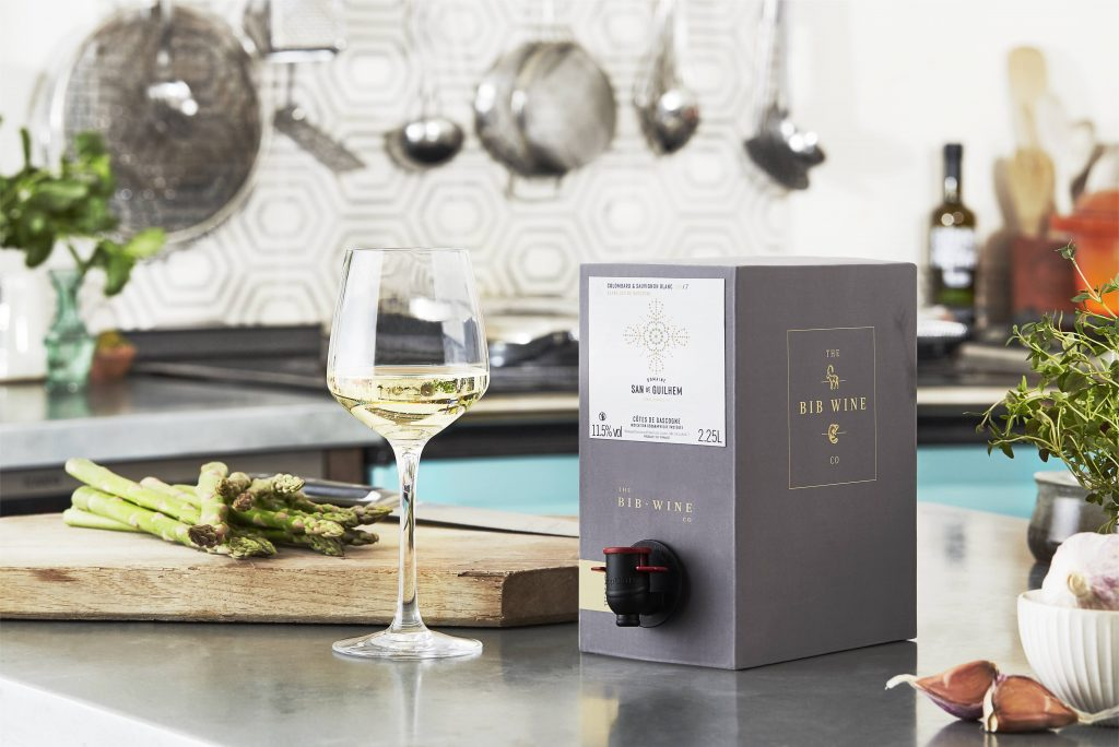 The BIB Wine Company wines can be stored and keep the wine fresh for as a month after opening