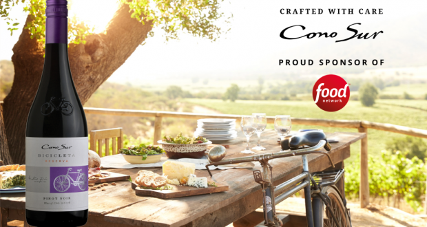 Cono Sur's link up with the Food Network is part of the targeted consumer strategy for each of its major power brands