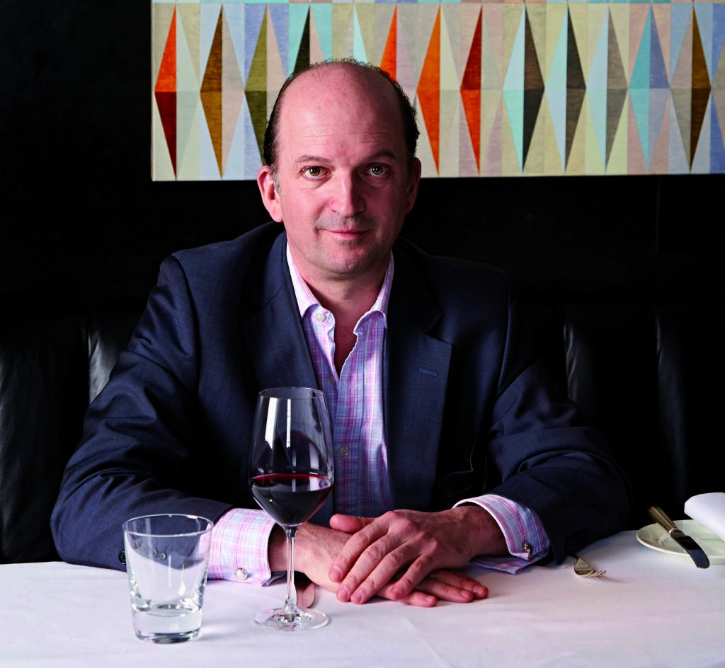 Michael Saunders - The Captains Table - FT HTSI