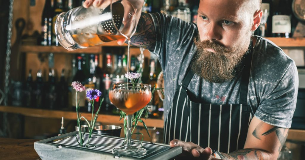 The rise in cocktails and mixologists has also given a new lease of life to aperitifs