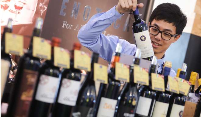 Chinese consumers are now happy drinking private label and retailer exclusive wines
