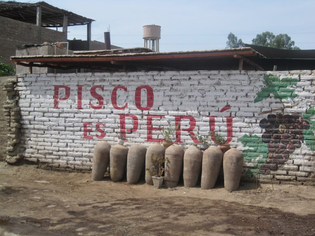 The Peruvians are just as proud of their pisco as their South American counterparts in Chile