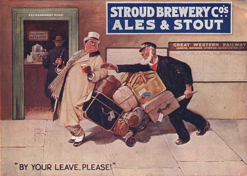 Stroud had previously had its own brewery that had fallen to the wayside long before Greg Pilley came with his new version