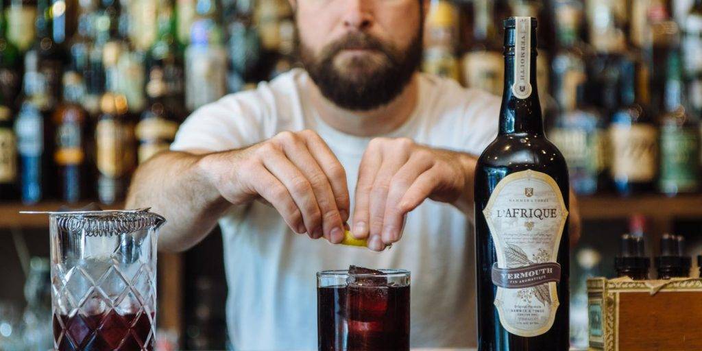 Vermouths can make a great low-alcohol aperitif