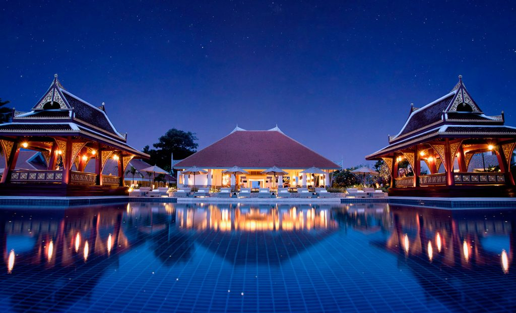 The Amatara hotel in Phuket, Thailand, has a story centred in creating a resort for health and wellness